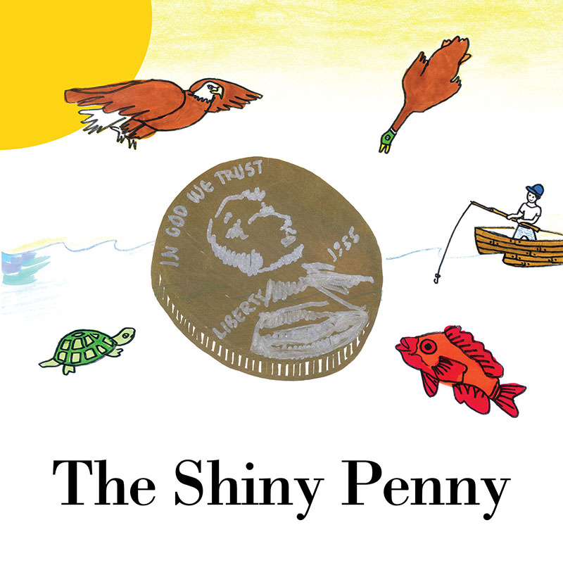 cover of The Shiny Penny