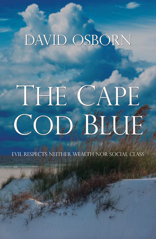 cover of The Cape Cod Blue