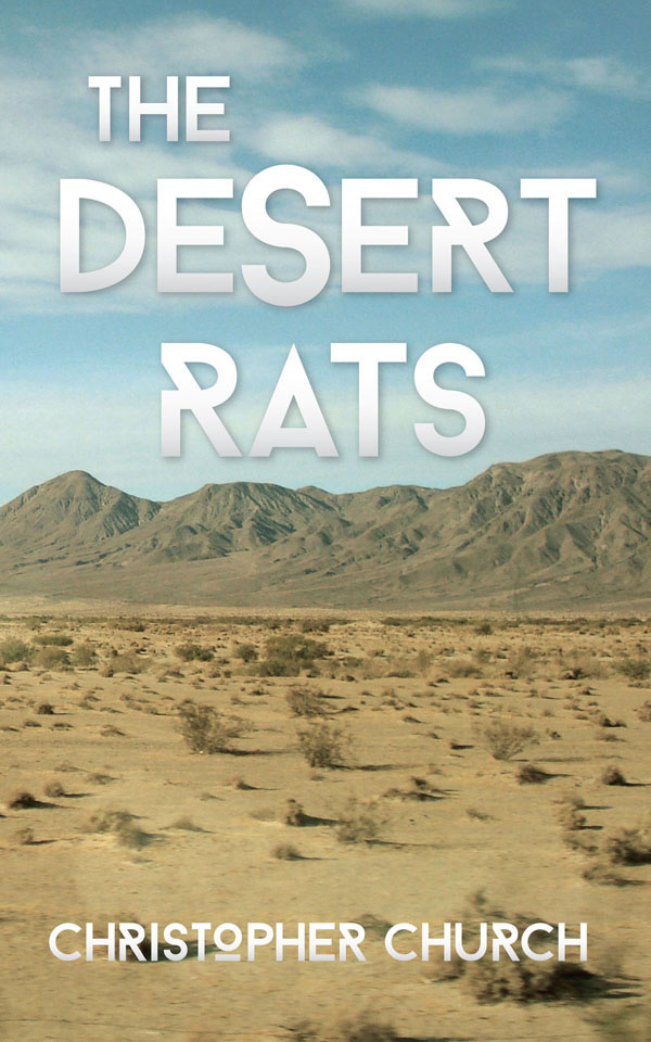 The Desert Rats cover